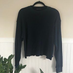 Brandy Melville Laila Thermal Top